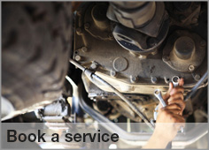 Book a Service at Lexus Centurion